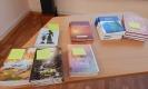Выставка-продажа сборников стихов поэтов-участников форума