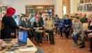 Участники Форума поэтов Северного Урала. Фото: газета «Вечерний Краснотурьинск»