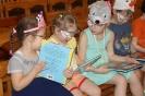 Подарки детям - книги, собранные в рамках благотворительной акция «Подари книгу»