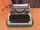 Машинка пишущая портативная