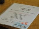 Сертификат «отличника» Тотального диктанта
