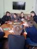 Диспут о вреде курения с учащимися 7-9 классов школы № 18 пос. Чернореченск