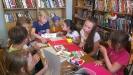 Мастер-класс по работе с картоном в рамках проекта «Библиотечный ШУМ»