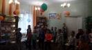 Дети из городского лагеря «Солнышко» на фестивале пушкиинской поэзии в Библиотеке № 8 Заречного района