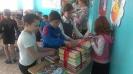 Мини-библиотечка, переданная в дар воспитанникам школы-интерната