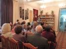 Презентация краеведческого проекта «Здесь я вырос и здесь мой дом» в Библиотеке № 9 пос. Рудничный