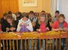 Мастер-класс по изготовлению масок медведя в рамках краеведческого интерактивного занятия «Манси – лесные люди»