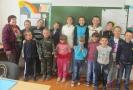 Дети оздоровительного лагеря поселка Чернореченск - участники краеведческой викторины «Их имена в истории края»