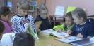 Дошкольники из детских садов № 44 и 47 отгадывают загадки о животных из сказок В. Сутеева