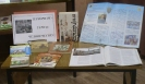 Книжная выставка «Терроризм – угроза человечеству», оформленная к Дню солидарности в борьбе с терроризмом в Центральной детской библиотеке