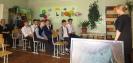 Старшеклассники школы № 19 на мероприятии, посвященному Дню солидарности в борьбе с терроризмом (Библиотека № 8)