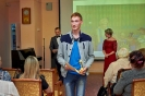Леонид Норов - победитель в номинации «Лучшая женская роль, сыгранная мужчиной» за роль сестры Золушки