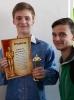 Дмитрий Балабанов - победитель в номинации «Лучшая мужская роль» за роль Принца