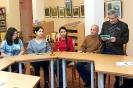 Виктор Малютин прочитал стихи к 100-летию образования комсомольской организации