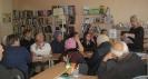 Встреча жителей р-на Медная Шахта с представителем Пенсионного фонда РФ в Библиотеке № 10
