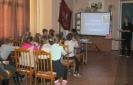 Литературный час по творчеству И. С. Тургенева в Библиотеке № 9 для школьников поселка Рудничный