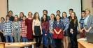 Участники Молодежного поэтического Баттла-2018. Фото: газета «Вечерний Краснотурьинск»