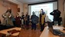 Участники Клуба экспериментальной истории «Орден почёта» (г. Среднеуральск) на фестивале фантастики в Центральной городской библиотеке