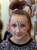 Маленькие посетители фестиваля фантсатики примерили на себя образ сказочного персонажа в детском салоне фейс-арт