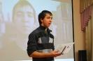 Участник творческого проекта «Пиши! Читай!» Данил Митянин