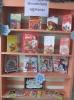 Книжная выставка «Новогодний карнавал» в Библиотеке № 6 поселка Чернореченск