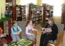 Громкие чтения сказов в рамках акции «Читаем Бажова у камина» в Центральной детской библиотеке