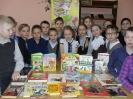 Третьеклассники школы № 24 - самые активные участники акции по сбору книг для детей из социального приюта