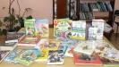 Книги для детей из социального приюта, собранные третьеклассниками школы № 24