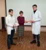 Книжки, подаренные студентами медицинского колледжа, также будут переданы детям из социального приюта