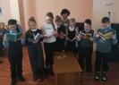 Третьеклассники школы № 2 на игровом мастер-классе по созданию сказочных историй «На крыльях фантазии»