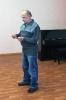 Анатолий Мазин прочел стихи собственного сочинения