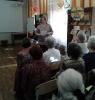 Встреча участников клуба общения «На огонёк» в Библиотеке № 8