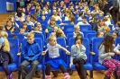 Зрители и участники праздника открытия Недели детской книги в Городском дворце культуры. Фото: Вадим Аминов (газета «Вечерний Краснотурьинск»)