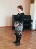Наталья Борзова прочла стихотворение Льва Ошанина «Баллада об одной женитьбе»