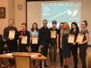 Участники и жюри конференции «Расскажи свою идею!» в формате печа-куча в Центральной городской библиотеке