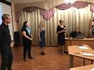 Жюри конференции «Расскажи свою идею!» в формате печа-куча в Центральной городской библиотеке