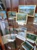 Выставка картин и поделок Михаила Махлягина «Родной край» в Библиотеке № 8