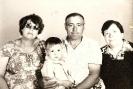 Семья Александра Григорьевича Виткалова