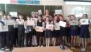 Сотрудники Библиотеки № 8 Заречного района провели акцию «Читаем детям о войне» для учащихся школы № 19