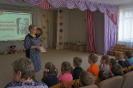Сотрудники детской библиотеки провели акцию «Читаем детям о войне» для воспитанников детского сада № 47