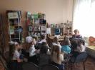 Участники акции «Читаем детям о войне» в Библиотеке № 10 (Медная Шахта)
