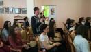 Студенты из медицинского колледжа с удовольствием общались с поэтессой Верой Павловой в ходе онлайн-встречи