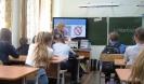 Учащиеся школы № 10 на мероприятии, посвященном Всемирному дню отказа от курения