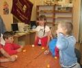 Ребята с большим удовольствием выполняли задания, которые для них подготовили библиотекари