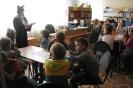 Участники игровой программы «Сказочный лабиринт» по сказкам А. С. Пушкина в Библиотеке № 10