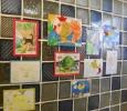 Выставка детских творческих работ «Сказки Пушкина»