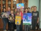 Участники Фестиваля пушкинской поэзии нарисовали иллюстрации к любимому произведению А. С. Пушкина