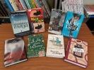Книжные новинки для читателей городских библиотек