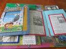 Лэпбук о поселке Чернореченск, созданный библиотекарем и жителями поселка