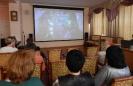 Открытие Фестиваля уличного кино в Центральной городской библиотеке